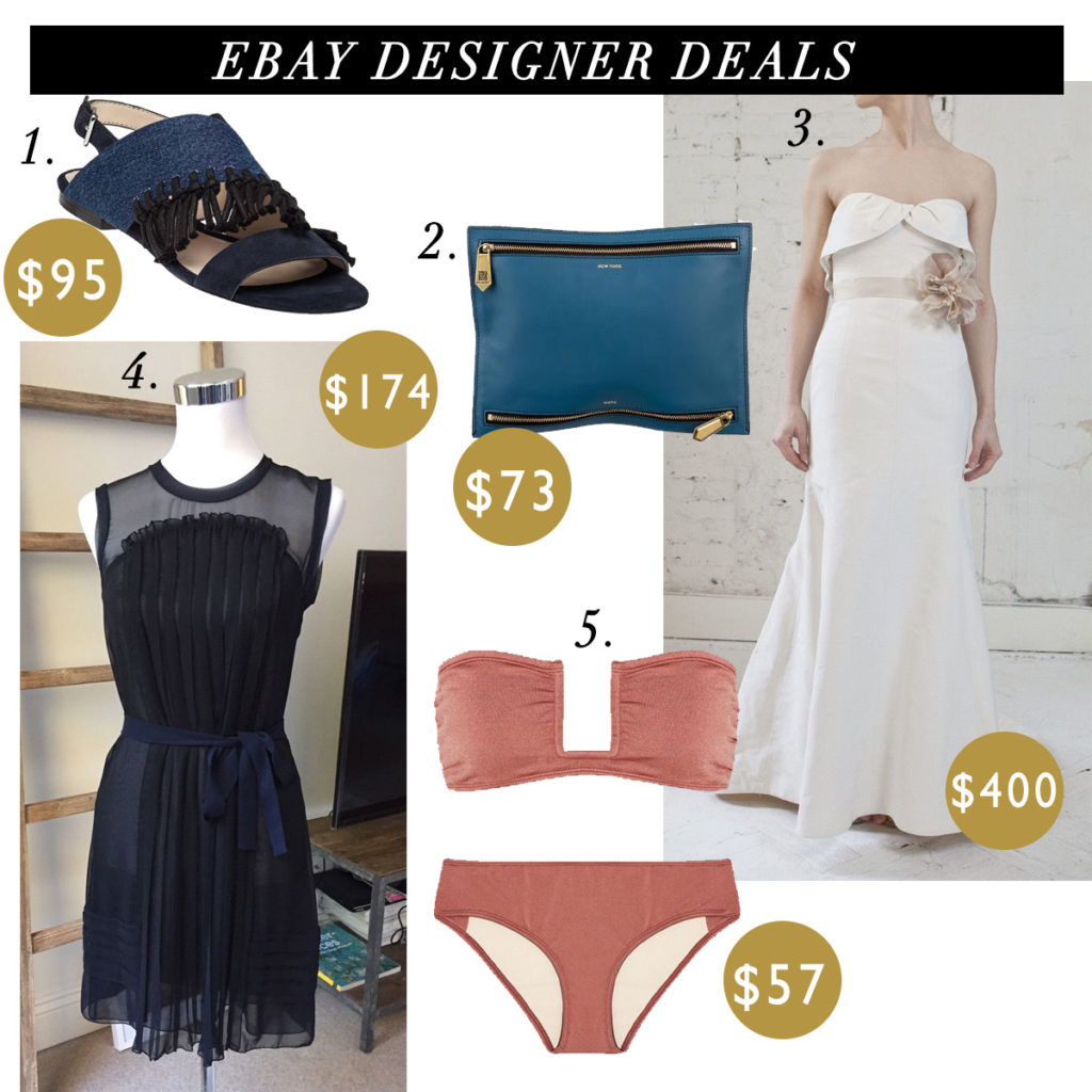 How to Afford Designer Clothes - eBay