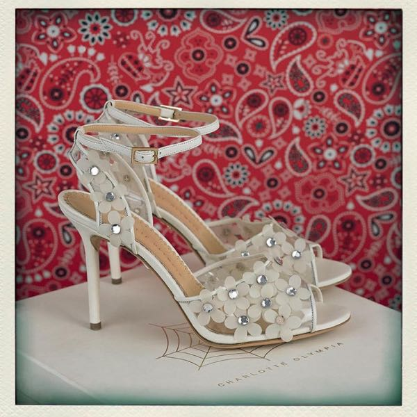 Charlotte Olympia Daisy Shoes
