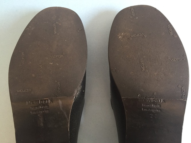 Vibram half soles for leather shoes