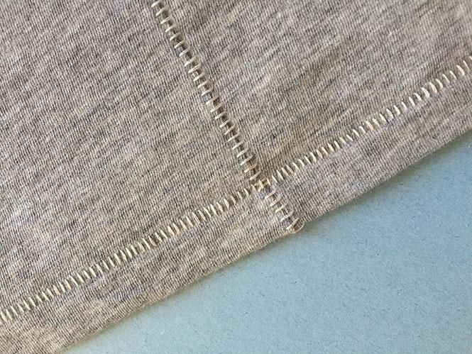 Rag & Bone Classic T-Shirt Thread Close-Up