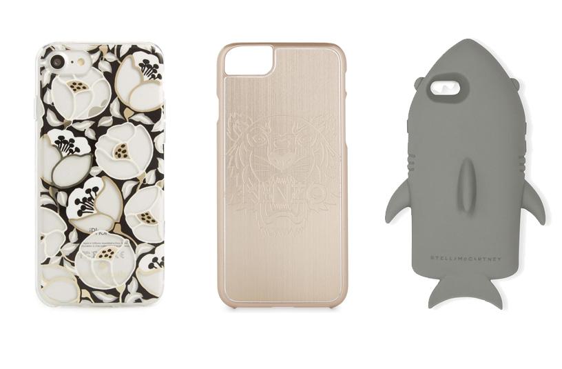 Designer Phone Cases: Kate Spade, Kenzo, Stella McCartney