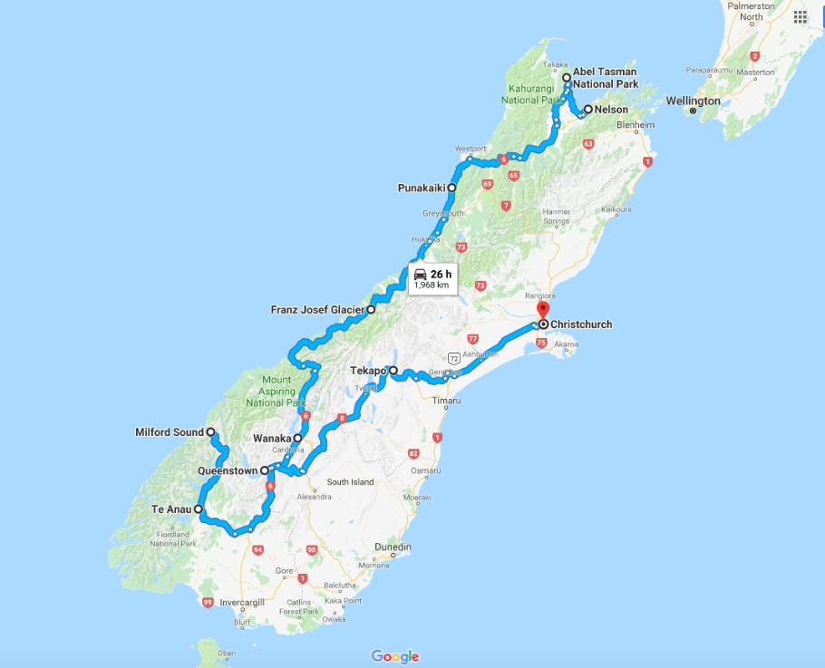 What Is There To Do In New Zealand North Island