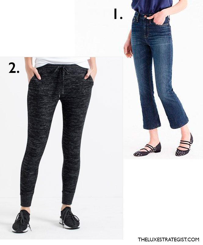 2017 Clothing Analysis - Pants and Jeans I Bought