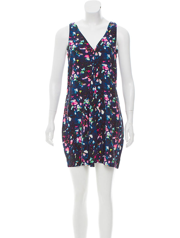 Richard Chai floral dress