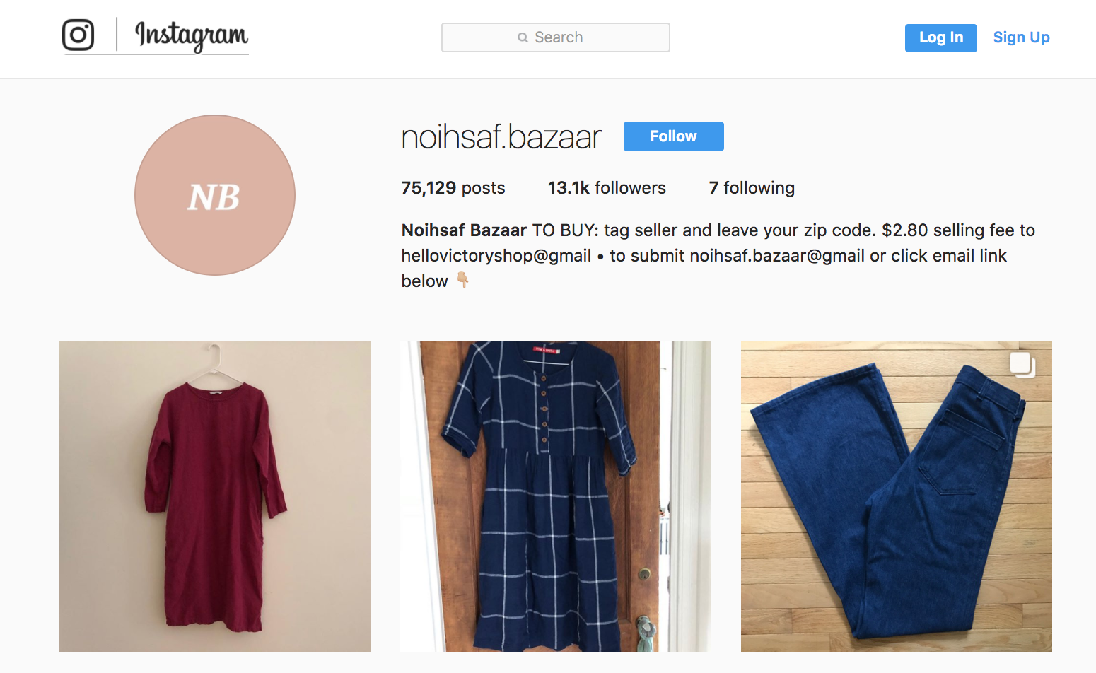 acb839b00bed Poshmark Vs. eBay Vs. Depop  The Ultimate Resale Site Showdown