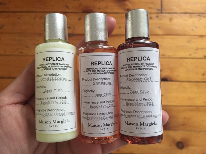 Margiela Replica Toiletries