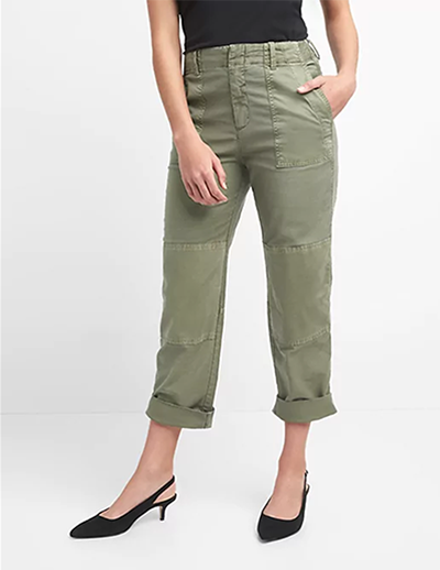 Gap High-Rise Chinos