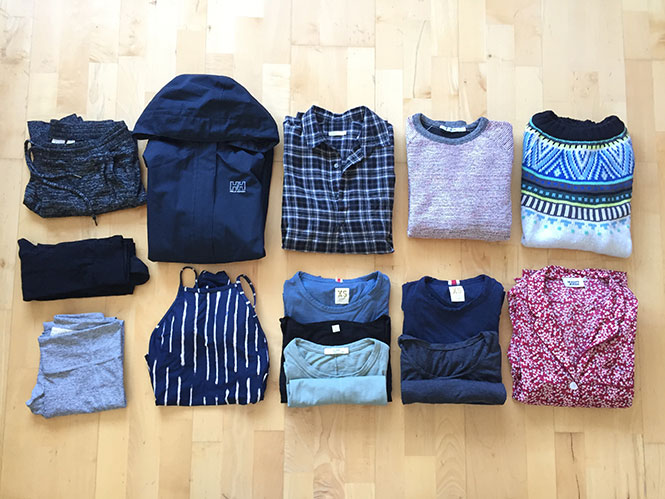Iceland Summer Packing List: Clothes