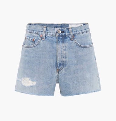 Rag & Bone Justine Denim Shorts