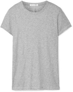 Rag & Bone Grey Classic T-Shirt