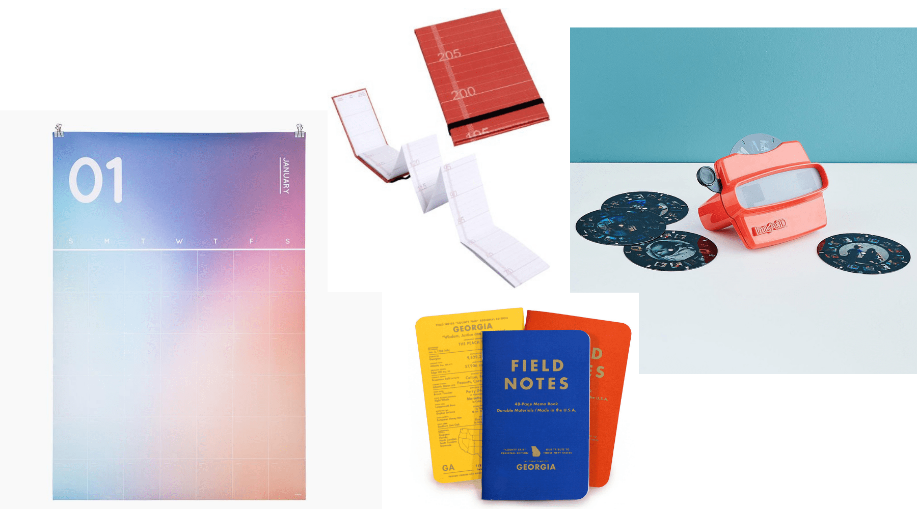 2018 Paper Gift Ideas
