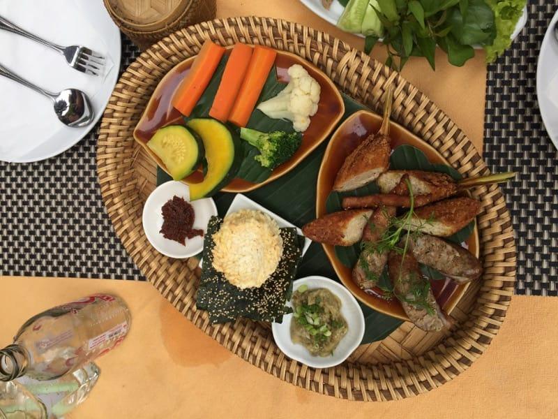 Lao Food in Luang Prabang