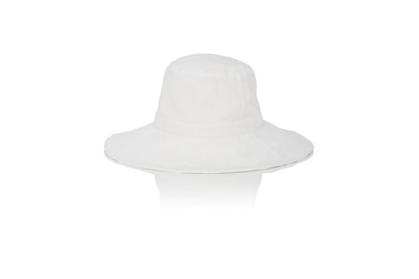 Barneys White Sun Hat