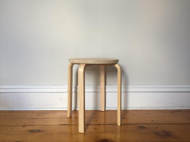 Ikea Frosta Hack - DIY Nightstand