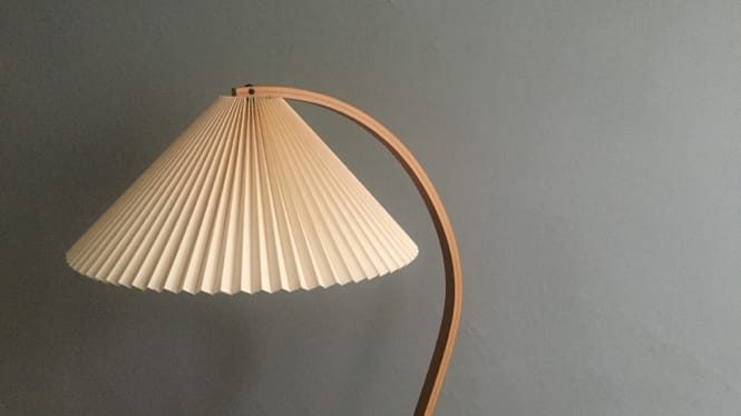 Investing in Furniture: My Mads Caprani Lamp