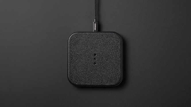 Courant Black Wireless Charger