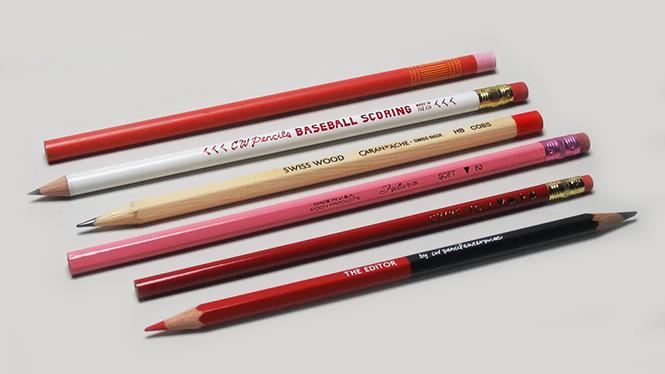 CW Pencils Sampler Set