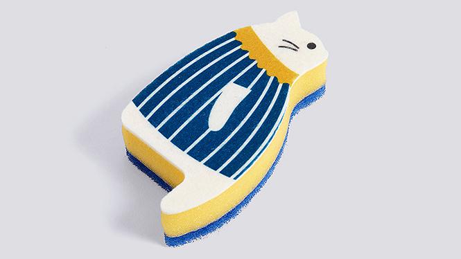 Marna Cat Sponge