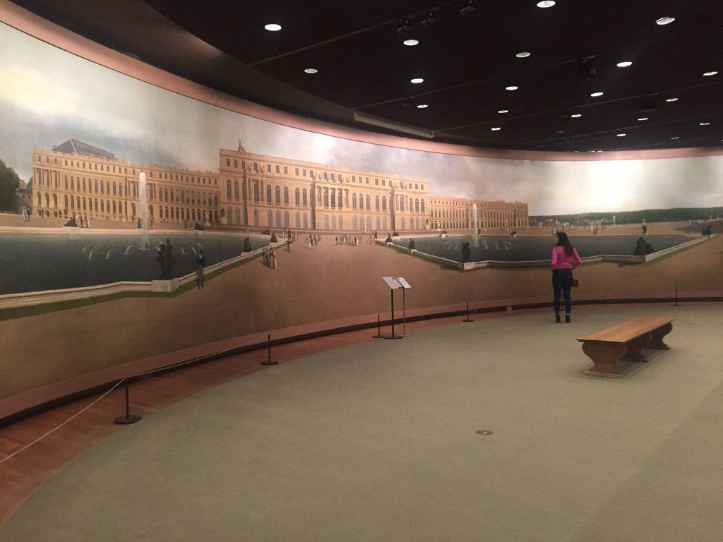 Versailles Panorama Room at The Metropolitan Museum of Art