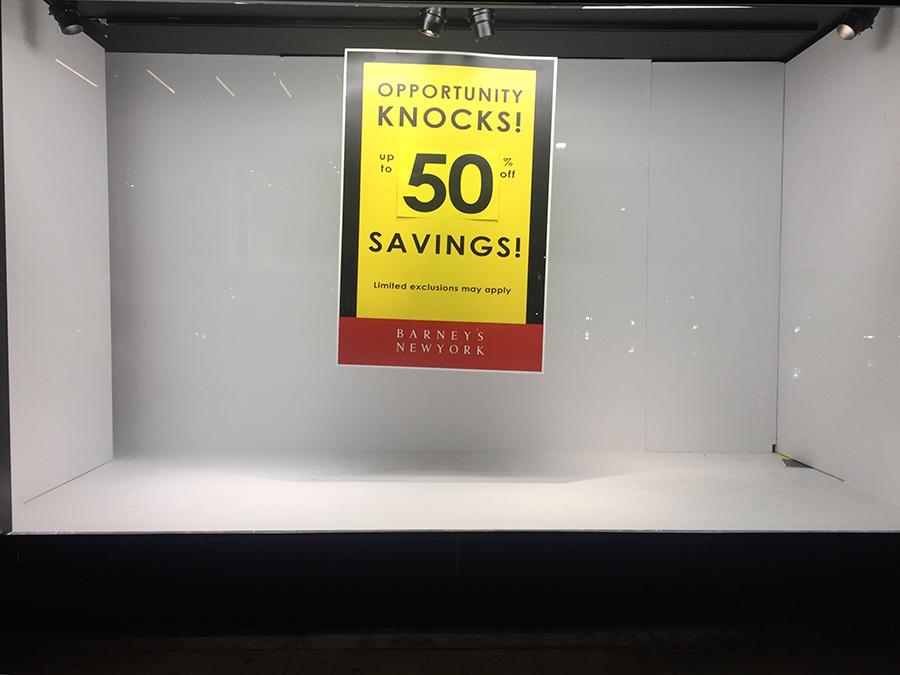 Barneys New York 50% Off Sale