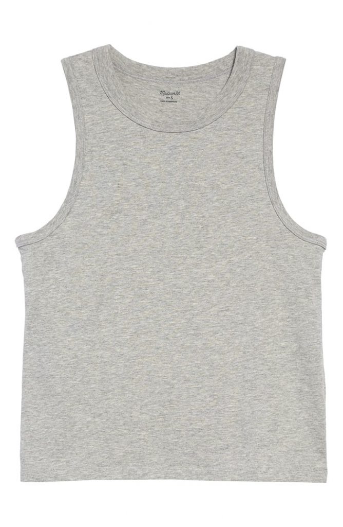 Madewell Northside Tank Top