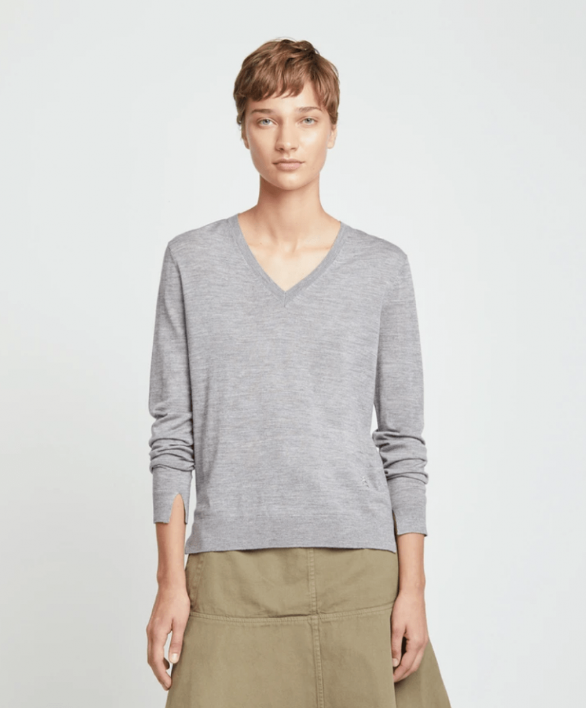 Pringle of Scotland Merino Wool Essential V-Neck Sweater
