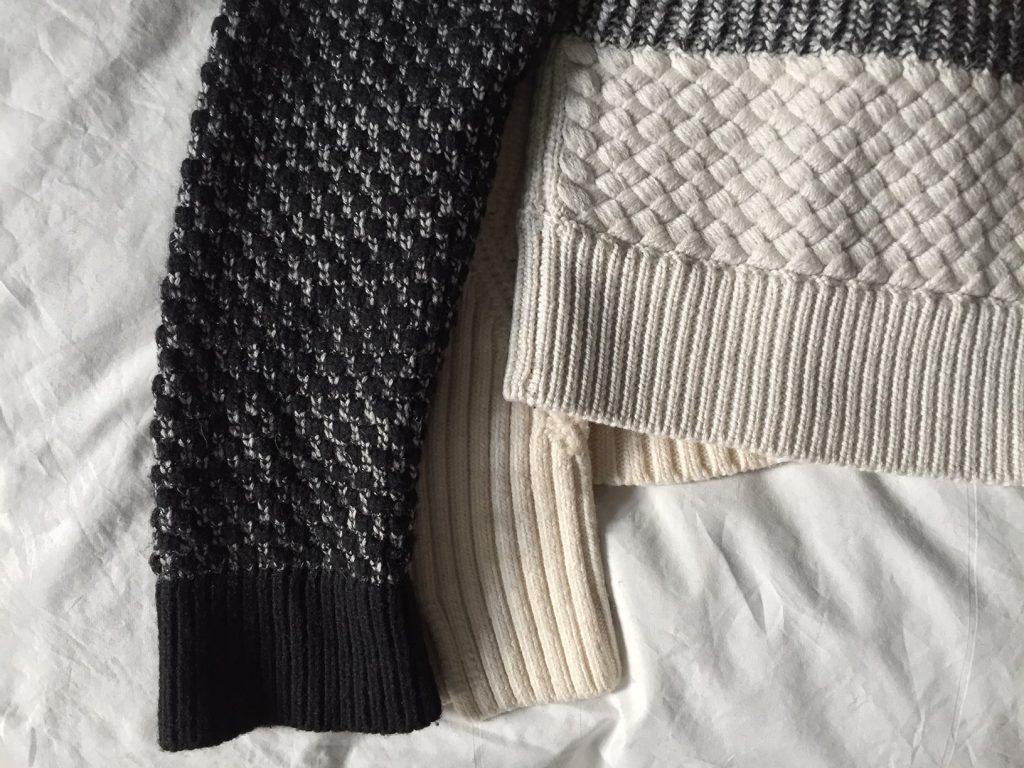 Quality Clothes: How to Buy Better Sweaters + Make the Most
