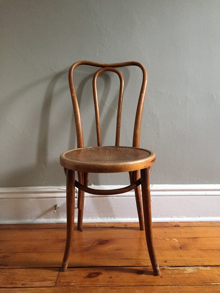 Antique Thonet Chair
