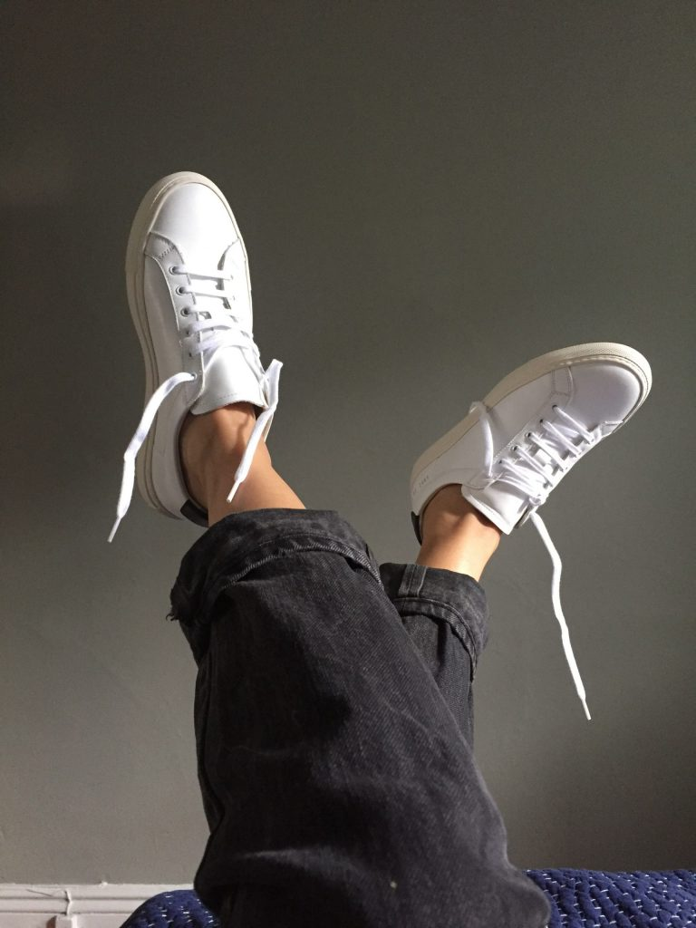 Common Projects Retro Achilles Sneakers