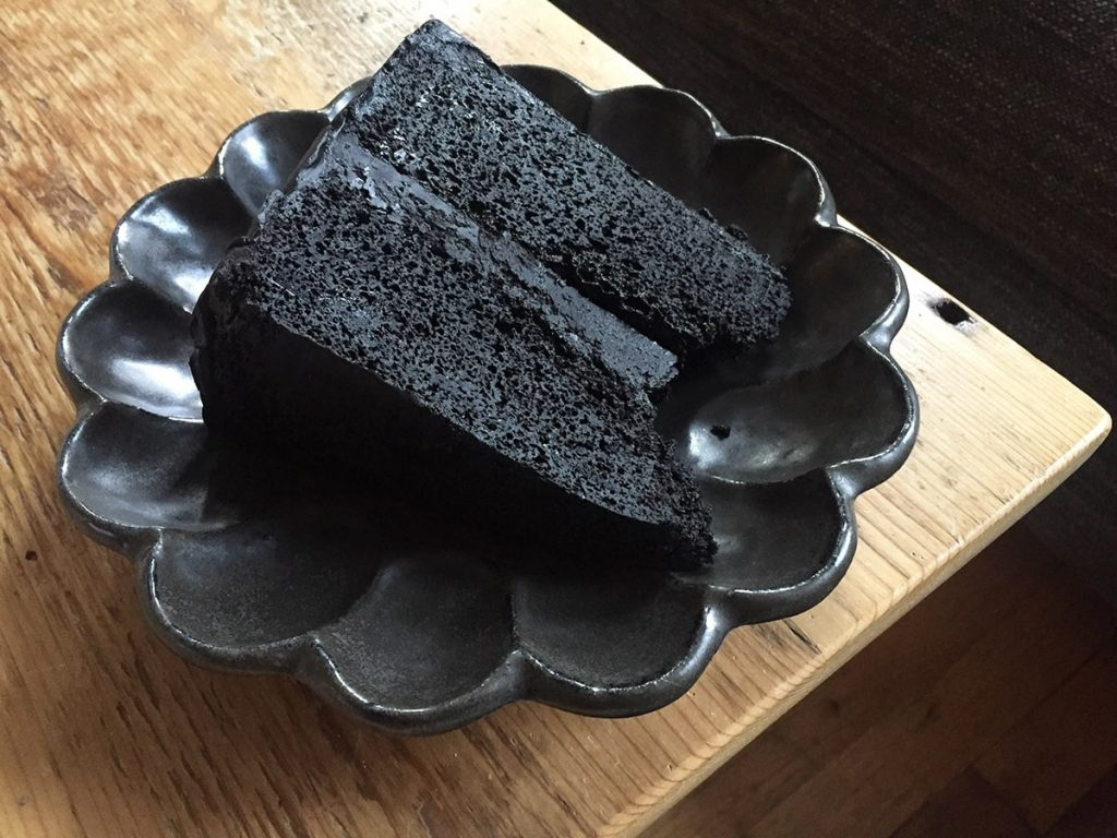 Ovenly blackout cake