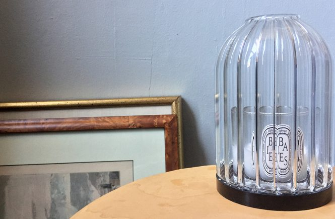 Money Diary: Diptyque Photophore Candle Holder